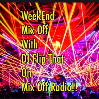 Week End Mix Off 10/9/20 (Live DJ Mix)