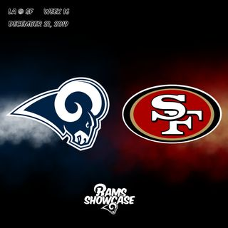 Rams Showcase - Rams @ 49ers