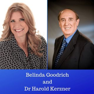 E19 Dr Harold Kerzner from the International Institute for Learning and Belinda Goodrich from PM Learning Solutions