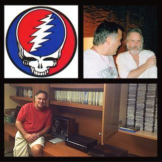 STEVE LUDWIG'S CLASSIC POP CULTURE # 110 ~ BOB COURI-GRATEFUL DEAD CELEBRATION