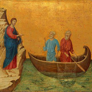 Il regno di Dio è vicino (Mc 1,14-20) LUNEDI' 13 GENNAIO