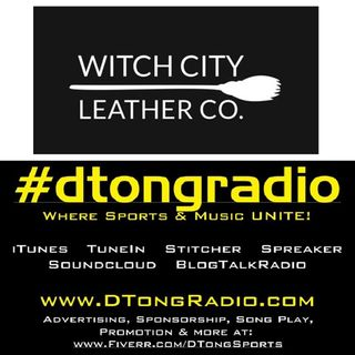 Sports AND Music UNITE! - Powered by The Witch City Leather Co.