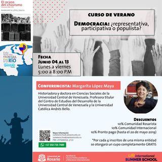 Democracia: ¿representativa, participativa o populista?