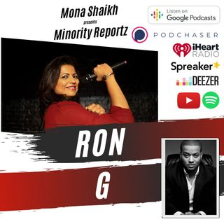 IF YOU LIVE IN LA, YOU LIVE BY FAITH- Minority Reportz Ep. 19 w/ Ron G (Last Comic Standing, Insecure)