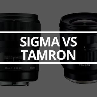 145. Sigma vs Tamron y otros objetivos