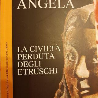 Alberto Angela: La Civiltà Perduta Degli Etruschi- Presentazione