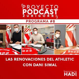 Programa #8 - Las renovaciones del Athletic, con Dani Simal