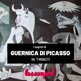 Guernica di Pablo Picasso, i segreti del capolavoro in 7 minuti