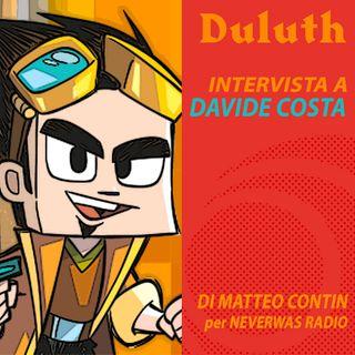 Davide Costa, come si scrive per i ragazzi e com'è trasformare un gameplay in un fumetto