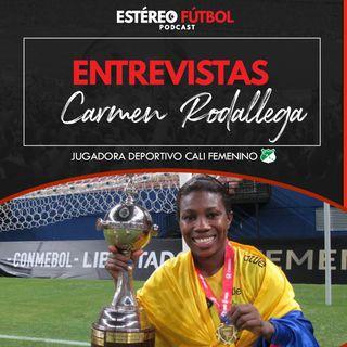 Entrevista Con Carmen Rodallega