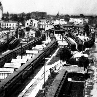 El ferrocarril de la Ciudad de México