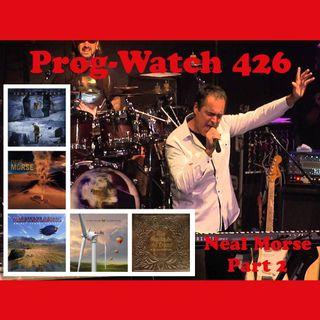 Prog-Watch 426 - Neal Morse, Pt. 2