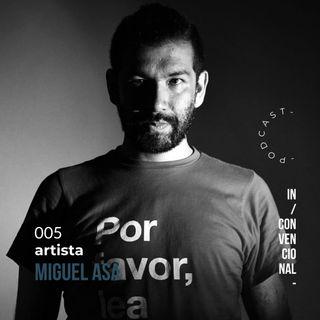 005 | Viajar ligero | Miguel Asa - Ululayu
