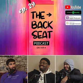 29. Q&A Podcast - I ALMOST GOT SHOT! ft Jamali & Imran