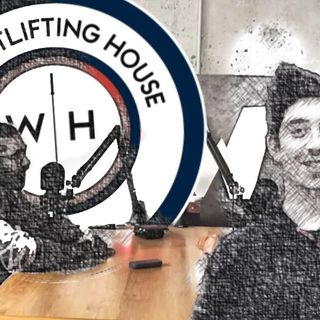 The Weightlifting House Life and Understanding Robi | Interview from the RAW Barbell Podcast