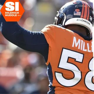 HU #638: Rumors Fly as Von Miller Shows Up at UCHealth Training Center