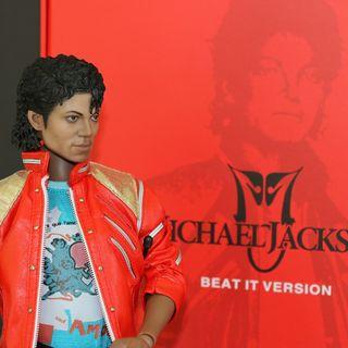 Michael Jackson Said Beat It - 3:26:20, 5.34 PM