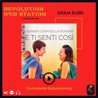 INTERVISTA GIULIA ELISEI - CONSULENTE BABYWEARING