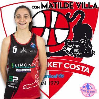 Pink&Roll - 16 gonna 16: intervista a Matilde Villa