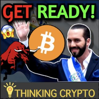 El Salvador Wants to Make BITCOIN a Legal Tender! President Nayib Bukele to Submit Bill!