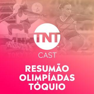 #61 – RESUMÃO DAS OLIMPÍADAS TÓQUIO 2020 ft. TAYNAH ESPINOZA E OCTAVIO NETO