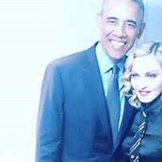 "WNReport_#Trump #Madonna #Obama ""Cult of Personality"""