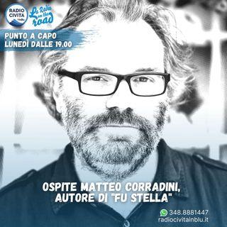 Intervista a Matteo Corradini 25/01/2021