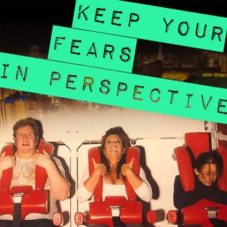 S2E1: SEASON PREMIER! Keep Your Fears in Perspective | You Are a Brave-Ass Woman Series