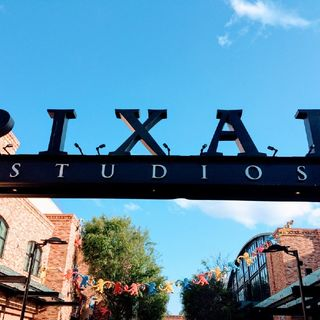 Top Five And Stuff - Pixar Films