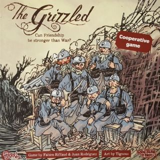Out of the Dust Ep14 - The Grizzled