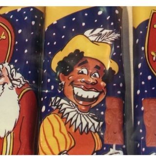 Legend of Black Pete and Santa Claus, If there was No Black Pete, There Would Be No Santa Claus