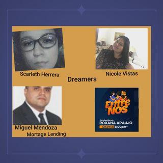 Entrevista al Vicepresidente de Mortage Lending hablando de préstamos a jóvenes Dreamers para comprar vivienda