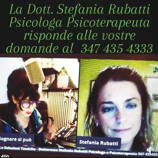 Chiedi alla mente - Il cambiamento Dott.ssa Stefania Rubatti Psicologa Psicoterapeuta