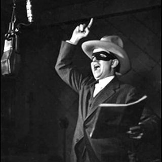 """Classic Radio Theater for April 14, 1944 Hour 3 - The Lone Ranger and the """"King of Crime"""""""