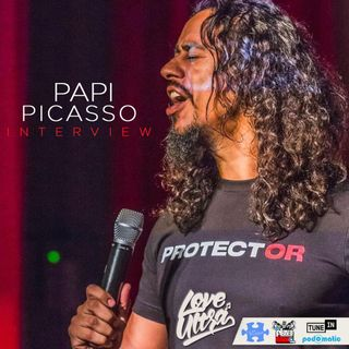 Love Ultra Radio Papi Picasso Interview