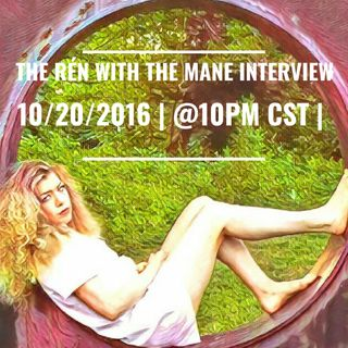The Rén With The Mane Interview.
