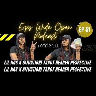 Lil Nas X Situation | Tarot Reader Perspective [+Oracle Pull] #Vonkiah #LilNasX #TarotReader