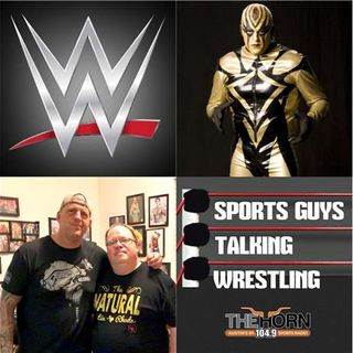 SGTW Special Goldust 8-8-2018