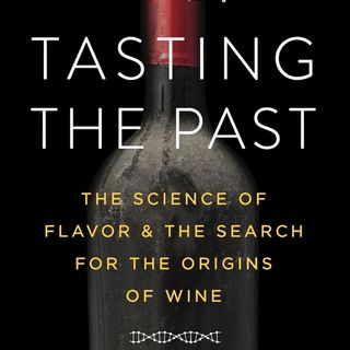 Kevin Begos Releases Tasting The Past