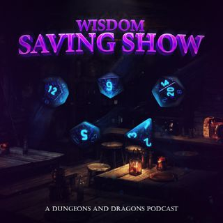Wisdom Saving Show Episode 2 - Funky Fluid