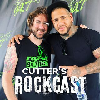 Rockcast 156 - One NATION Under Bad Wolves with Tommy Vext