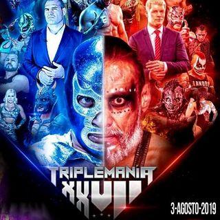 ENTHUSIASTIC REVIEWS #67: AAA Triplemania XXVII (2019) Watch-Along