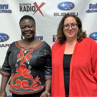 STRATEGIC INSIGHTS RADIO: Gladys Bonney with International Cultures & Exploration Africa