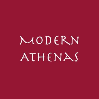 MODERN ATHENAS Episode 27:  Powerbrokers in Israel & the Palestinian Territories / The Friendship of Ruth and Raymonda