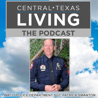 Waco Police Department Retired Sgt. Patrick Swanton