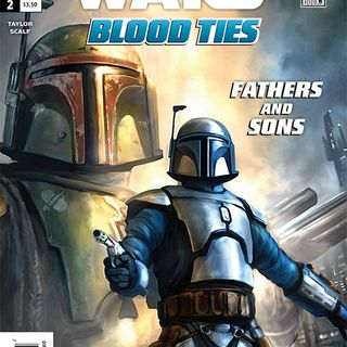 Source Material #260: Star Wars: Blood Ties (Dark Horse, 2010)
