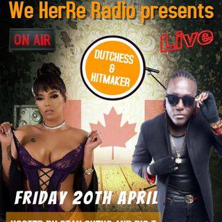 Canadian rapper Dutchess Millz & Dancehall/Reggae artist Hitmaker