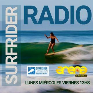 Surfrider Radio Programa miércoles 23 de Junio 2021