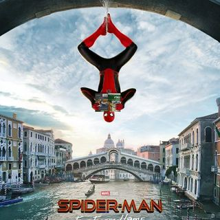 Damn You Hollywood: Spider-Man - Far From Home