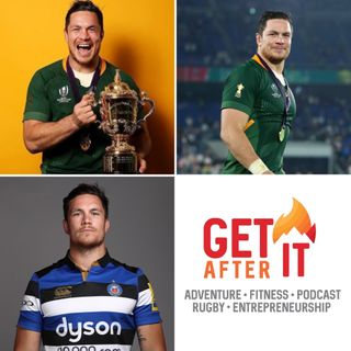 Episode 108 - with Francois Louw - South African 2019 World Cup Winner